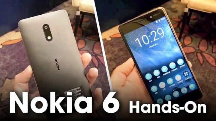 nokia 6 mobile new   mirchitech