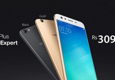 Oppo F3 Plus With Dual Selfie Cameras Launched in Indin Market