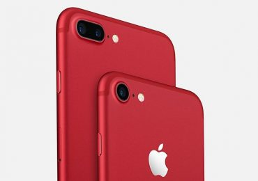 iPhone 7 and iPhone 7 Plus Red official launched to India in April