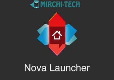 Novo Launcher