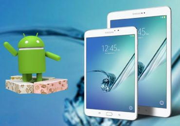 Samsung Galaxy Rolls Out Nougat Update For Galaxy Tab S2 8.0 And Galaxy Tab S2 9.7