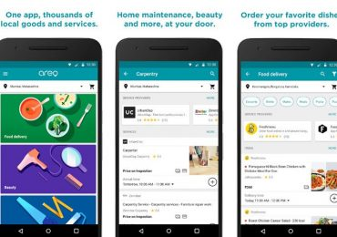 Google Launches Areo, A Food Delivery And Home Services Application for India