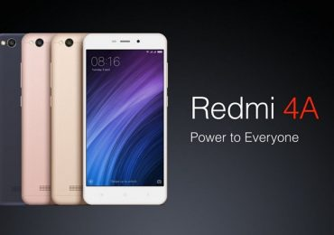 Xiaomi Redmi 4A Goes on sale on Today Amazon India and Mi.com