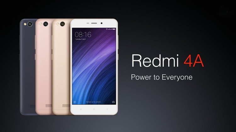 Image result for Xiaomi Redmi 4 Goes on Sale in India Today via Mi.com, Amazon India