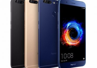 Honor 8 Pro with 6GB RAM, 12MP + 12MP dual-Rear Camera Setup & Android 7.0 Announced
