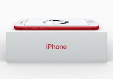 Apple's iPhone 7, 7 Plus RED Special Edition Finally Available For Pre-order in India