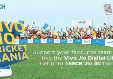 Jio Gets Extra 4G Data 168GB On Smartphone Users