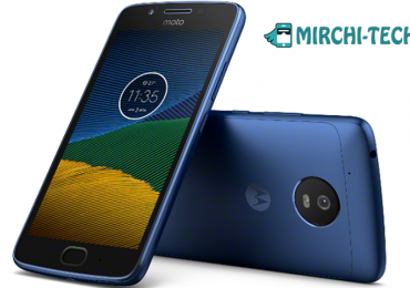 Moto E4 With 2GB of RAM, Android 7.0 Nougat spotted