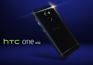 HTC One X10 Launched with 4000mAh Battery, 3GB RAM And Dual 4G VoLTE