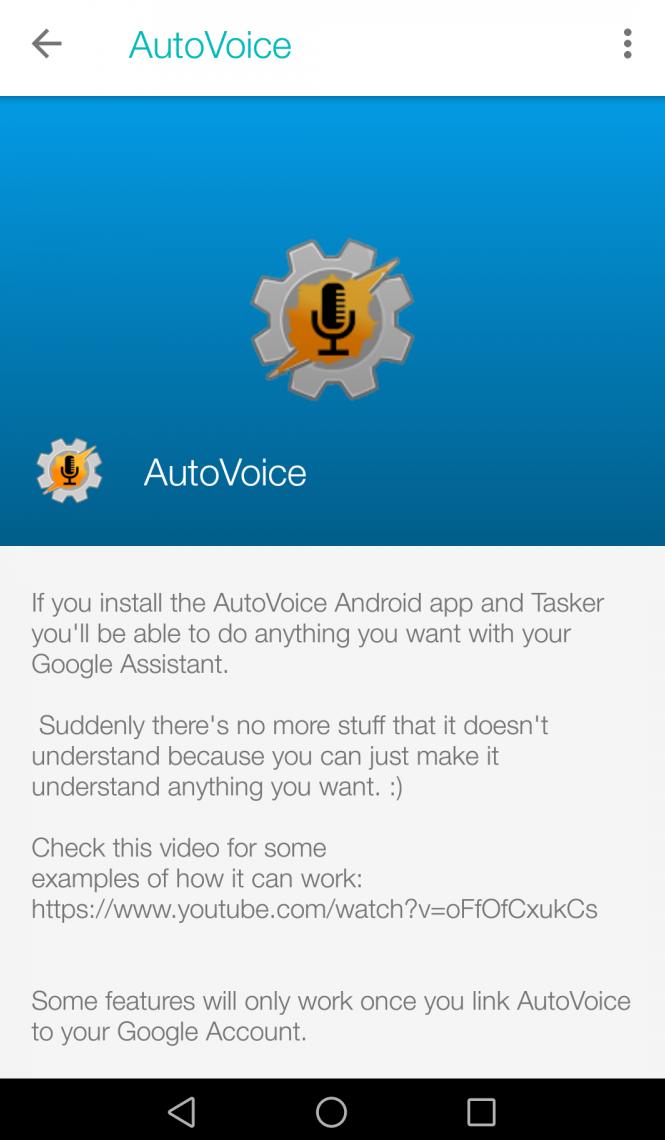 auto voice screenshot