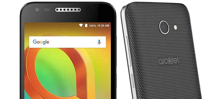 Alcatel A30 Android