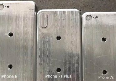 New Apple iPhone 8, iPhone 7s Plus And iPhone 7s Moulds Leaked HD Images Online