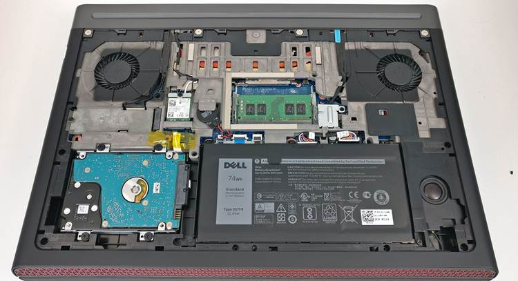 Dell Inspiron 15 7567 Gaming