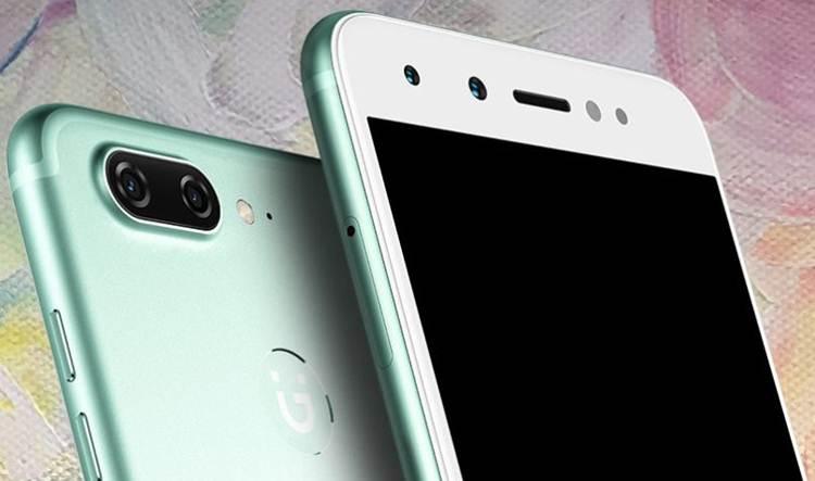 Gionee S10 Smartphone