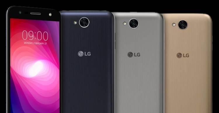 LG X Power 2 Smartphone
