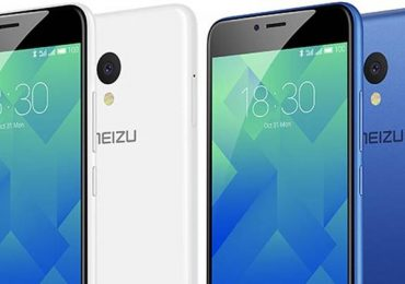 Meizu M5 Smartphone Android With 5.2-Inch HD Display, Launched