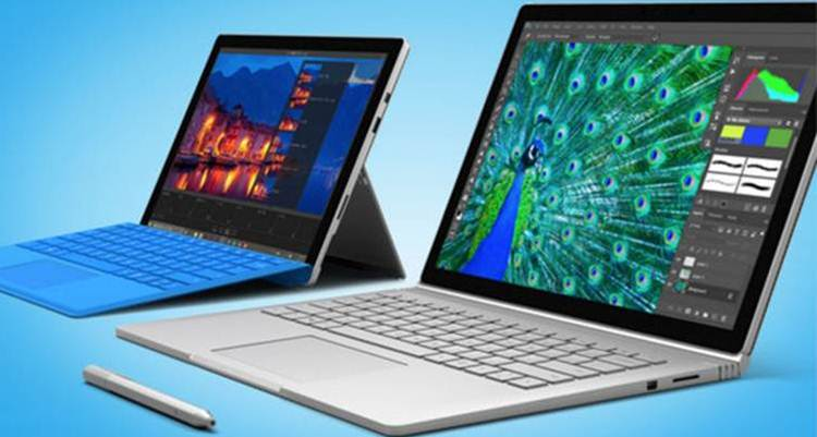 Microsoft Surface Windows 10