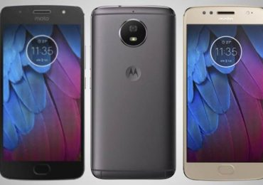 Motorola Moto G5S Leak Reveals Metal Unibody Design, Images, Colors
