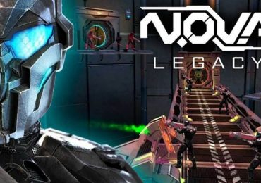 N.O.V.A Legacy Mind-Blowing Game By Gameloft