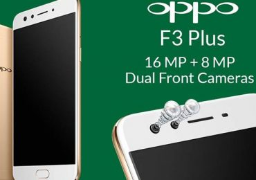 Oppo F3 With Dual Front Camera Is Launched In India Today