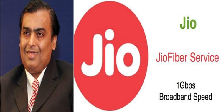 Reliance JioFiber