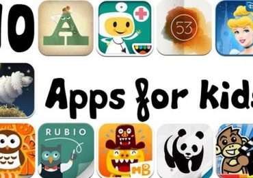 Top 10 best kids apps for Android Smartphone 2017