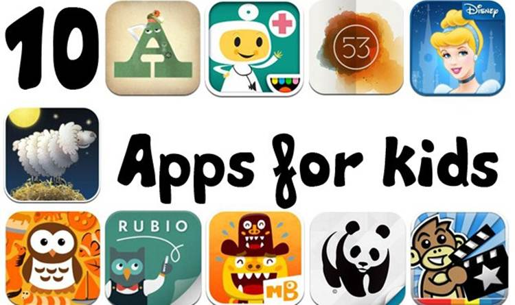 Top 10 best kids apps for Android