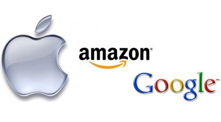 A war in Google, Apple Siri and Amazon