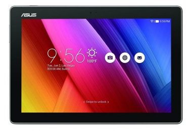 Asus Zenpad 10 Tablets With 4G And Android Nougat Announced