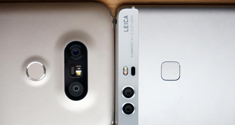 dual phone camera