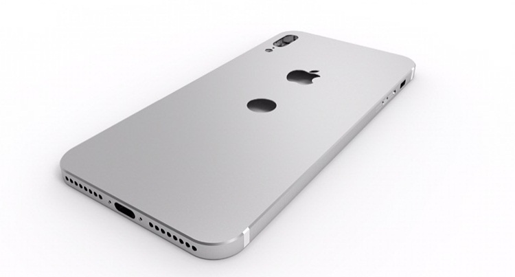 In A Design Vaguely Harking Back To The Unique Iphone Eight Is Ready Include 25d Curved Glass Panels At Front And Sandwiched
