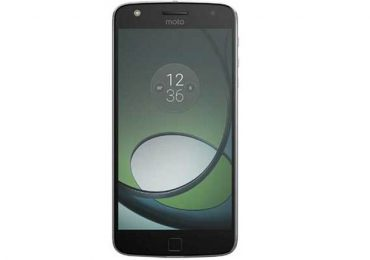 Motorola Moto Z2 Play To Confirms A Launch In India