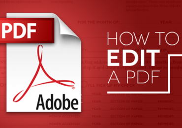 How To Edit PDF Files, Free Online And Offline Tools List