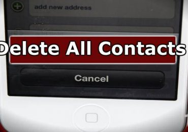 How To Delete Contacts Tips & Tricks Of  Your Phone