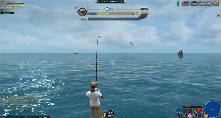 fly fishing games unblocked