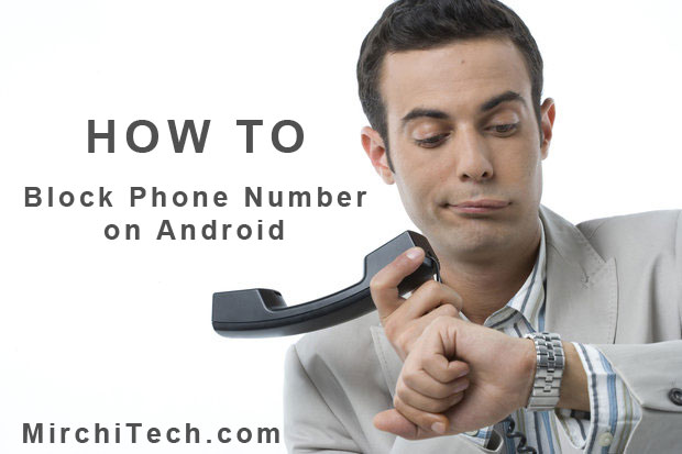 Block Phone Number on Android
