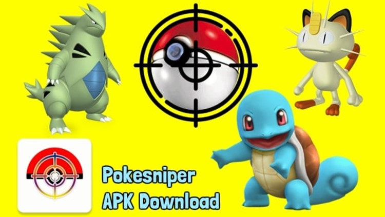 Pokesniper APK – Download Pokesniper 2 APK for Android/iOS