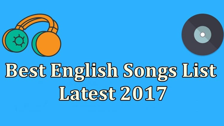 English Songs List