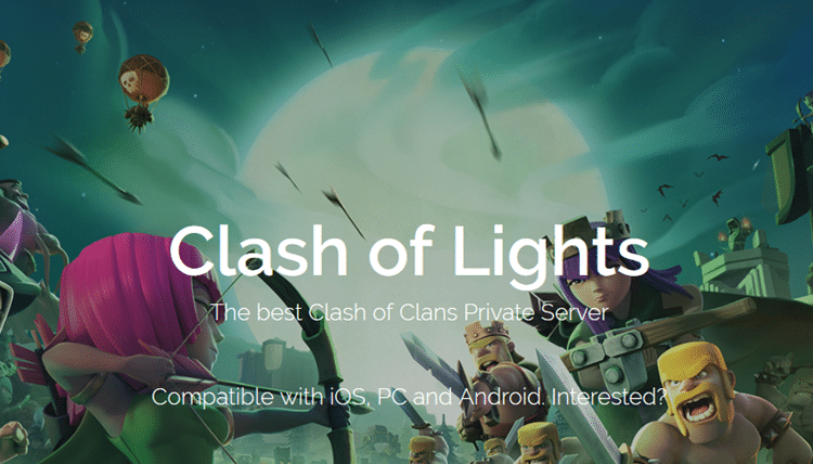 Clash of Light