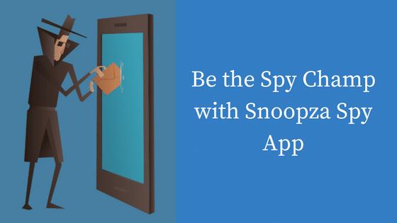 Snoopza Spy App