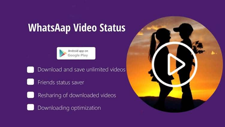 Best WhatsApp Status Video App Free Download for Android 2018