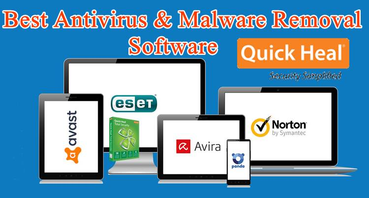 Antivirus And Malware Removal Tools Software