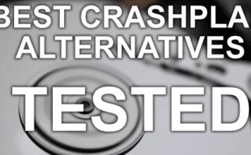 Best Crashplan Alternatives
