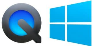 QuickTime for Windows 10