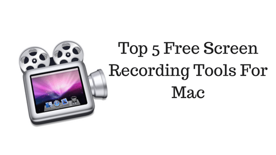 Screen Recording tools