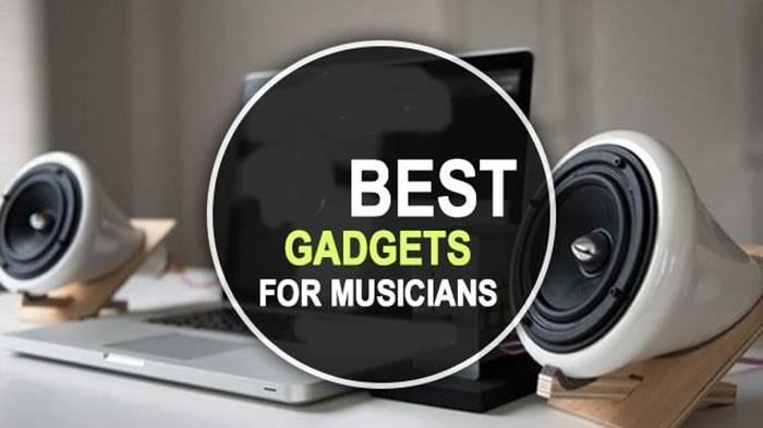 Tech Gadgets All Music Lovers