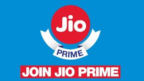 Reliance Jio Prime