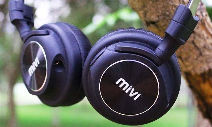 Mivi SAXO Wireless Bluetooth Headphones