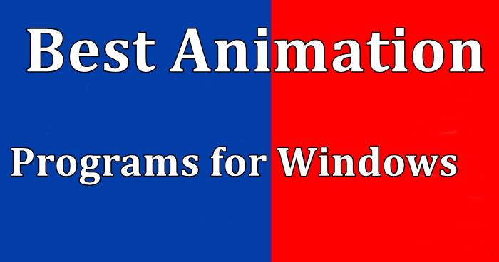 Animation Programs