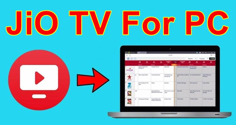 JiO TV For PC Online